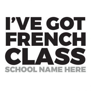 Got French Class