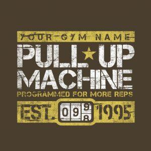 Pull Up Machine