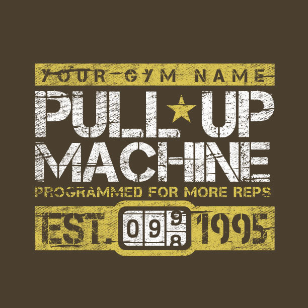 Pull Up Machine